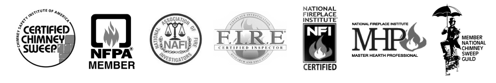 Chimney Fire Certifications